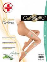 Женские корректирующие колготки Gabriella Medica Relax 20 .
