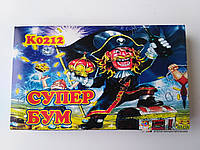 Петарды Корсар 12 Супер Бум К0212 Феерия