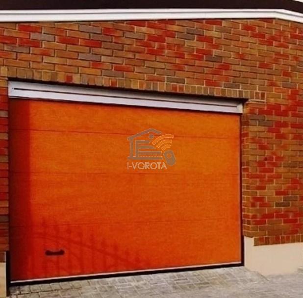 перекос гаражных ворот