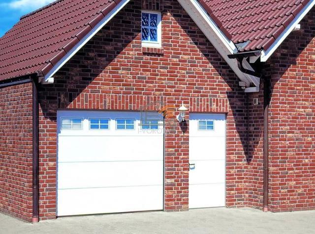 какой фирмы гаражные ворота лучше