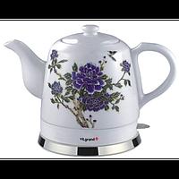 Чайник электрический керамический Vilgrand VC 412
