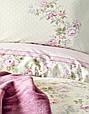 Набор постельное белье с пледом Karaca Home Shale лиловый евро размера, фото 2