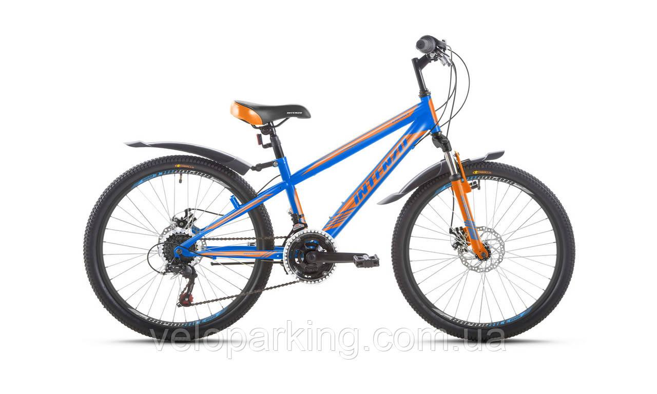 Горный подростковый велосипед Intenzo Energy 24 (2018) DD new