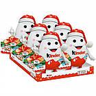 Новорічний Kinderino Kinder mix набір солодощів, іграшка - скарбничка, 131 грам, фото 2