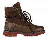 Ботинки Timberland Bandits Khaki (ботинки тимберленд) хаки
