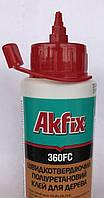 Полиуретановый Akfix 360FC D4 быстрой фиксации клей для дерева 150грм