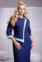 Женское элегантное платье для полных (Корнелия lzn), фото 3