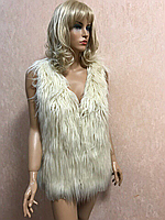 Женская меховая жилетка Glamorous, M