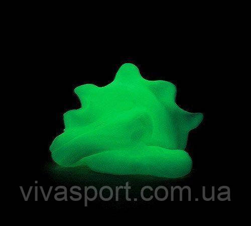 Жвачка для рук Хендгам светящаяся, умный пластилин Handgum