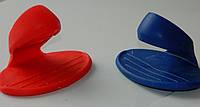 Силиконовая прихватка для микроволновки, безопасная прихватка с магнитом, фото 1