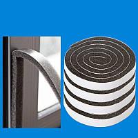 Уплотнитель для оконных и дверных щелей 4 шт, уплотнительная лента от холода