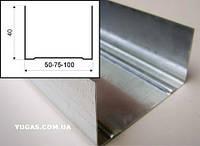 Профиль для гипсокартона UW50(4м)