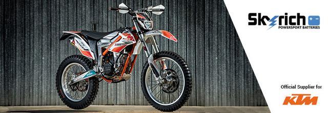 Аккумулятор на мотоцикл - Skyrich