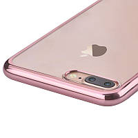 Devia glitter soft case for iPhone 7 plus rose gold