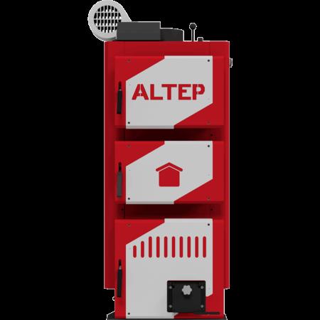 Твердопаливний котел Альтеп Classic Plus 20 кВт.
