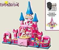 """K1002/3 Конструктор Мегаполис """"Парк аттракционов. Замок принцессы"""""""