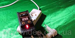 Терморегулятор для инкубатора Рябушка цифровой в розетку