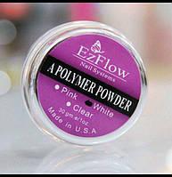 Акриловая пудра EzFlow 30 грамм разные цвета,в стеклянной банке