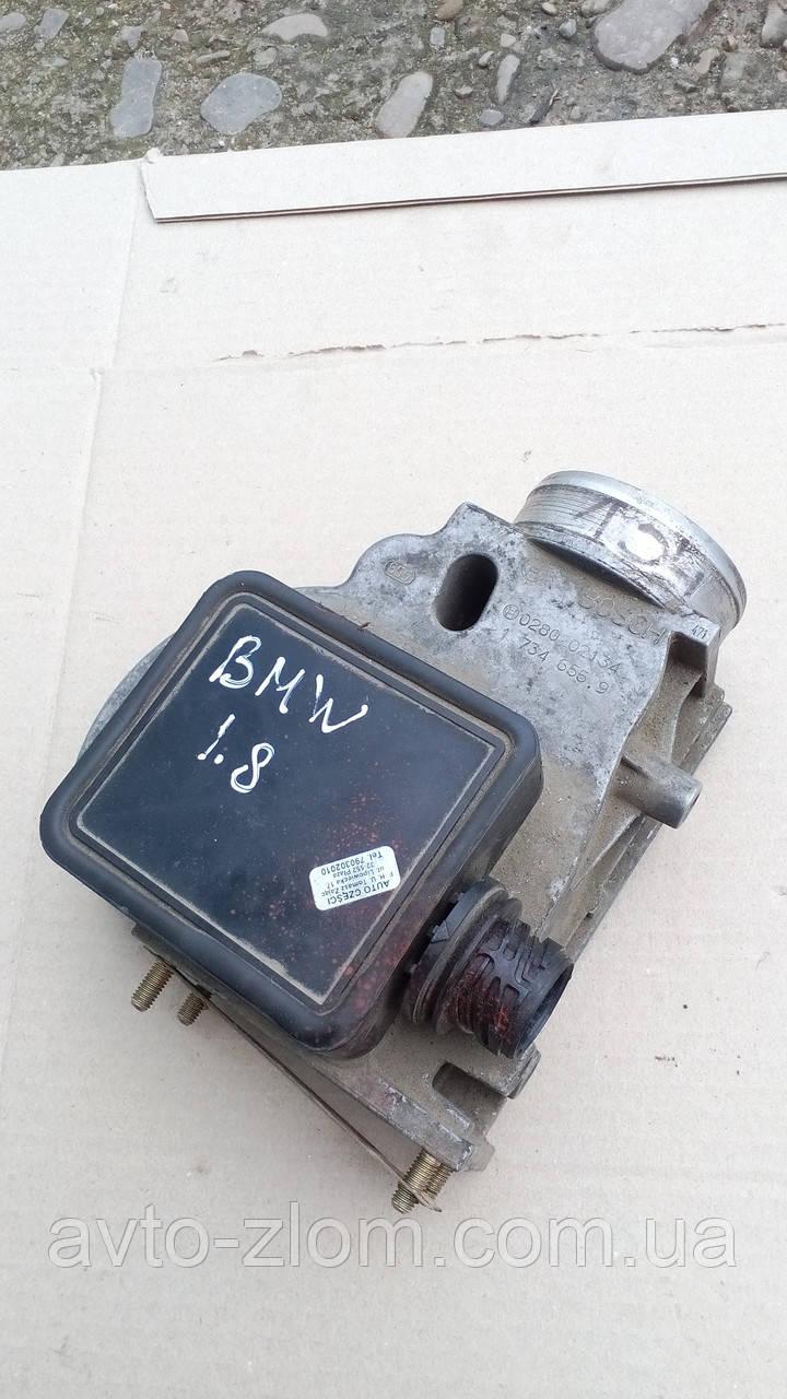 Расходомер воздуха BMW-3, E36 1.8. 0280202134, 17346559.