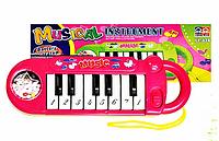 Пианино в коробке, 17см.