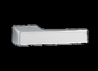 Дверная ручка на розетке MVM Z-1440 MOC (матовый старый хром)