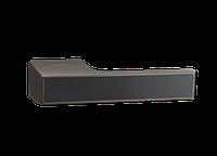 Дверная ручка на розетке MVM Z-1440 MA (матовый антрацит)