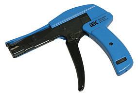 Пістолет для затяжки та обрізки хомутів ІЕК ПКХ-600А