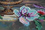 Набор для вышивки бисером на холсте «Перламутровое сияние», фото 3