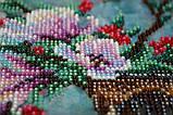 Набор для вышивки бисером на холсте «Перламутровое сияние», фото 4