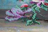 Набор для вышивки бисером на холсте «Перламутровое сияние», фото 5