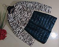 Брендовое пальто Chanel 0616 размер XXL