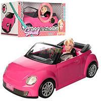 Кукла в машине 6633-В Барби в машинке