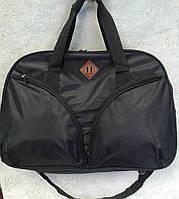 8616ee032fee Сумка спортивная черная вместительная,легкая удобная.(Турция)
