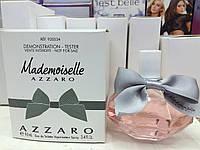 Женская туалетная вода тестер Azzaro Mademoiselle 90 мл