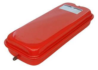 Розширювальний бак Zilmet OEM-PRO для котлів опалення 6л 3/4 G 492x203x105 мм