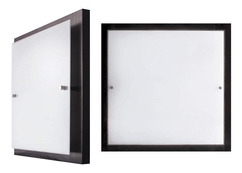 Светильник настенно-потолочный 33702 венге