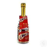 Шоколадные конфеты Celebrations, в форме бутылки шампанского, 250 грамм