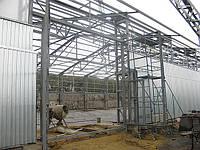 Строительство.Ангары. Склады. Навесы. Зернохранилищеа. Металлоконструкции  Днепропетровск