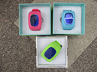 Детские Смарт часы Smart Baby Watch Q50 (blue, pink, green)