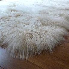 Килим з 8-х овечих шкур (довгошерстий), фото 3