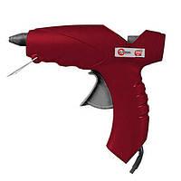 Клеевой пистолет 200Вт 11.2мм, 18г/мин 230В Intertool RT-1017