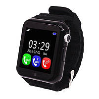 Детские умные часы+Smart watch влагозащита V7K, Bluetooth, камера, музыка, карта памяти!