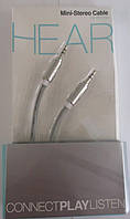 Кабель AUX Mini-Stereo Cable for iPhone BX1801
