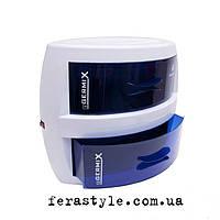Двухкамерный УФ стерилизатор для инструментов UV Germix