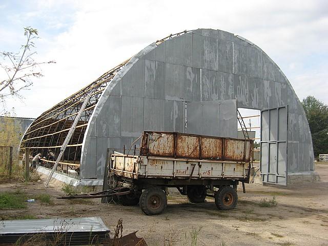 Строительство.Ангары. Склады. Навесы.Зернохранилища.  Металлоконструкции Чернигов