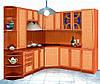 Кухни из ротанга в Киеве, кухонная мебель из Ротанга под заказ недорого, Киев