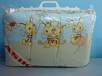 Охранка (защита) в детскую кроватку № 103