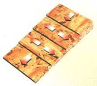 Плиты osb влагостойкие OSB-3 (KRONOSPAN) 2500*1250 * 8мм\75уп