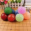 Mesh Squish Ball 7 см. Мяч антистресс, фото 3