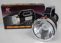 Фонарь переносной LEDHL-1012 Солнечная батарея
